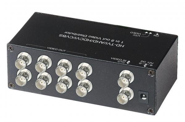 CD116 1 Input 16 Output Video Distributor